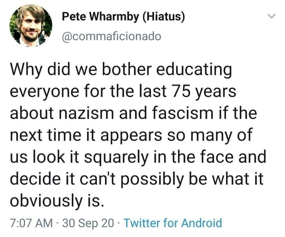 nazism-fascism